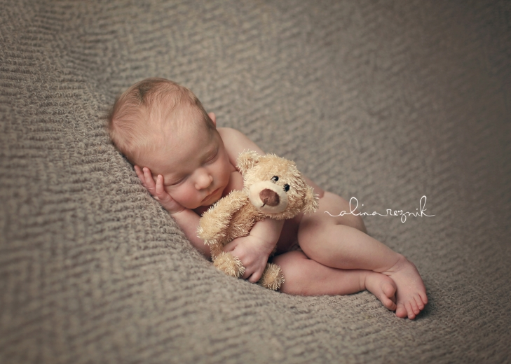 New York City newborn photography